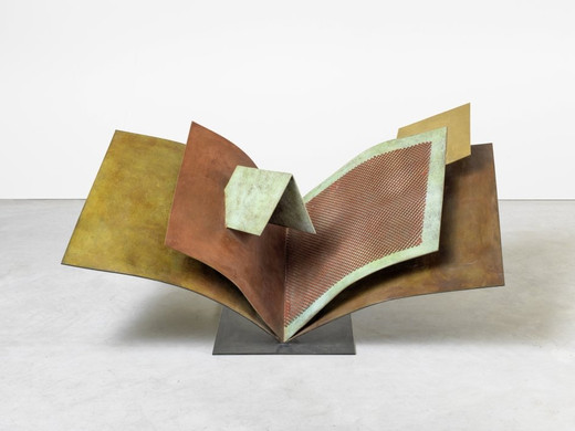 "<span class=""artists work-caption"">Camille Henrot</span><span class=""title work-caption"">Amoeba</span><span class=""technique work-caption"">bronze</span><span class=""year work-caption"">2014</span><span class=""dimensions work-caption"">61 x 106 x 68 cm</span><span class=""edition work-caption"">7/8 + 4AP</span>"