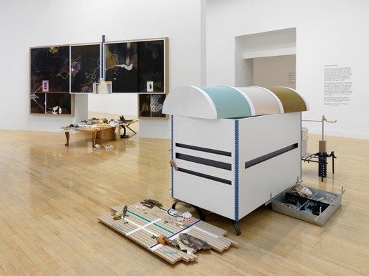 001_Installation View_The Turner Prize 2016_Tate Britain_27 Sep - 2 Jan 2016