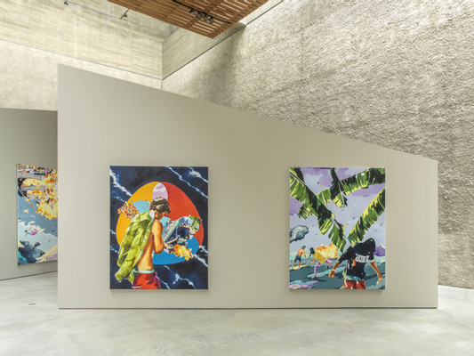 Installation View by Roman März