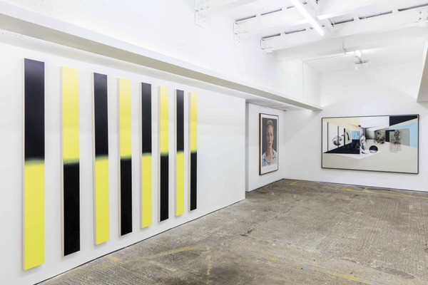 Konig Gallery London, Installation View, photo: Dan Weill Photography