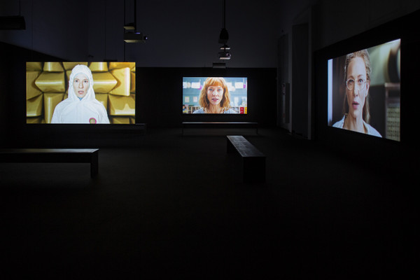 Manifesto Installation View Kunsthalle Helsinki, photo: Patrik Rastenberger