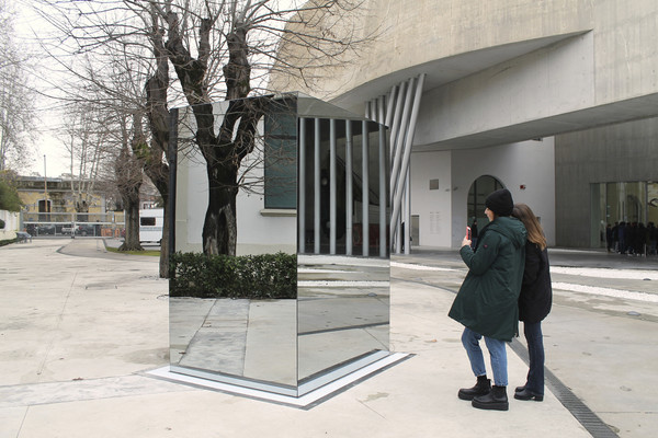 Monica Bonvicini, The Street. Where the World Is Made, MAXXI, National Museum of 21st Century Arts, Rome, Italy, 2018