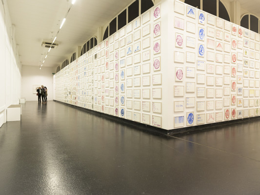 Kunstmuseum Thun, installation view, photo: Ian G. C. White