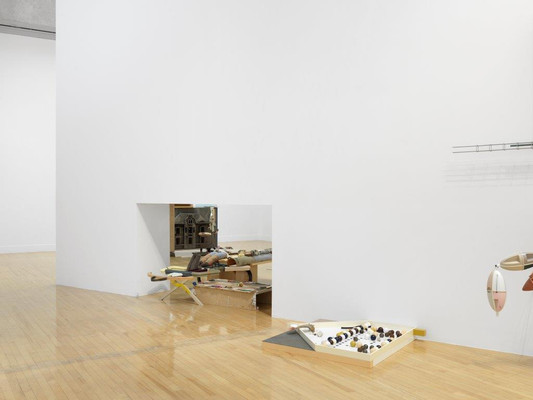 006_Installation View_The Turner Prize 2016_Tate Britain_27 Sep - 2 Jan 2016