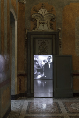 Julian Rosefeld, Hypervisuality, Wemhöner Collection, Palazzo Dugnani, Milan, Italy