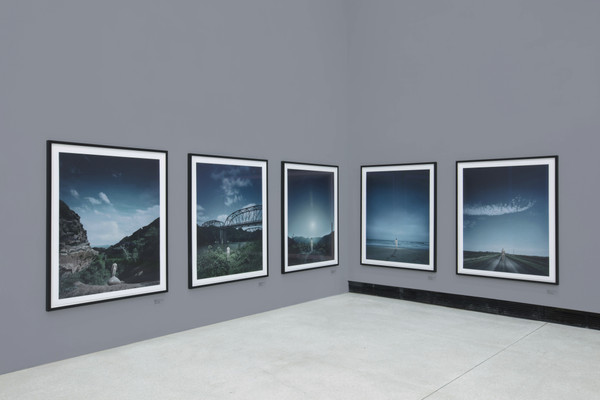 Installation View, Photography, Red Brick Art Museum, Beijing, China, 2018