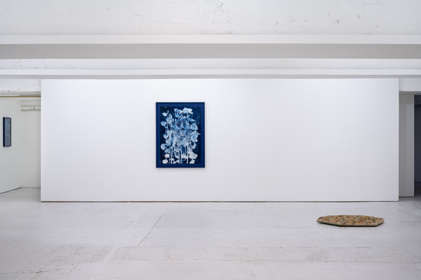 Tue Greenfort, Pulling Weeds, KÖNIG LONDON, exhibition view by Damian Griffiths