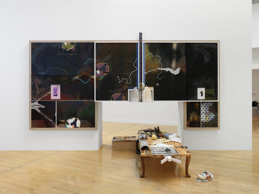 003_Installation View_The Turner Prize 2016_Tate Britain_27 Sep - 2 Jan 2016