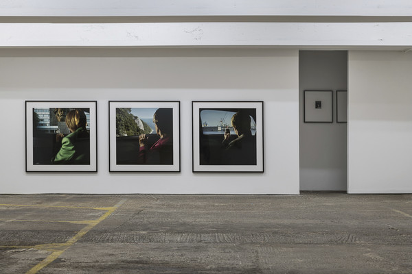 installation view, photo by Damiam Griffiths