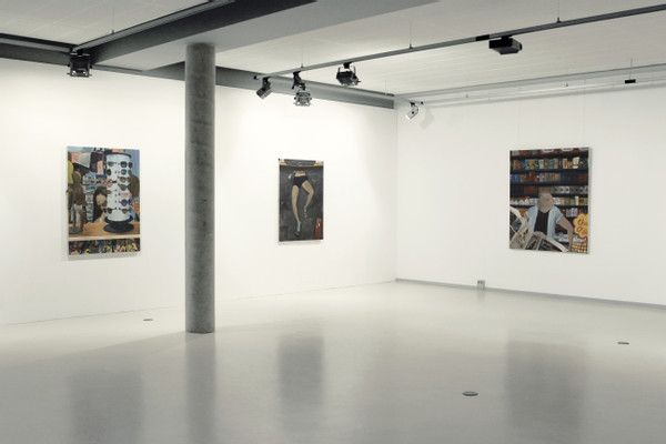 Tim Sandow - Kiosk Paradies - Kunstverein Neckar-Odenwald
